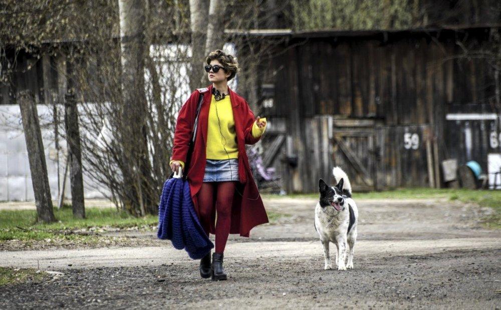 Alina Nasibullina as Velya in Darya Zhuk's feature debut Crystal Swan