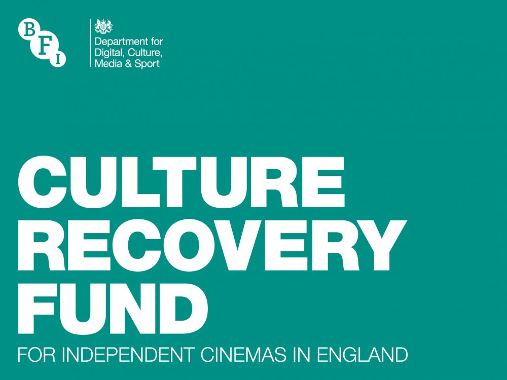 Culture Recovery Fund for Independent Cinemas in England
