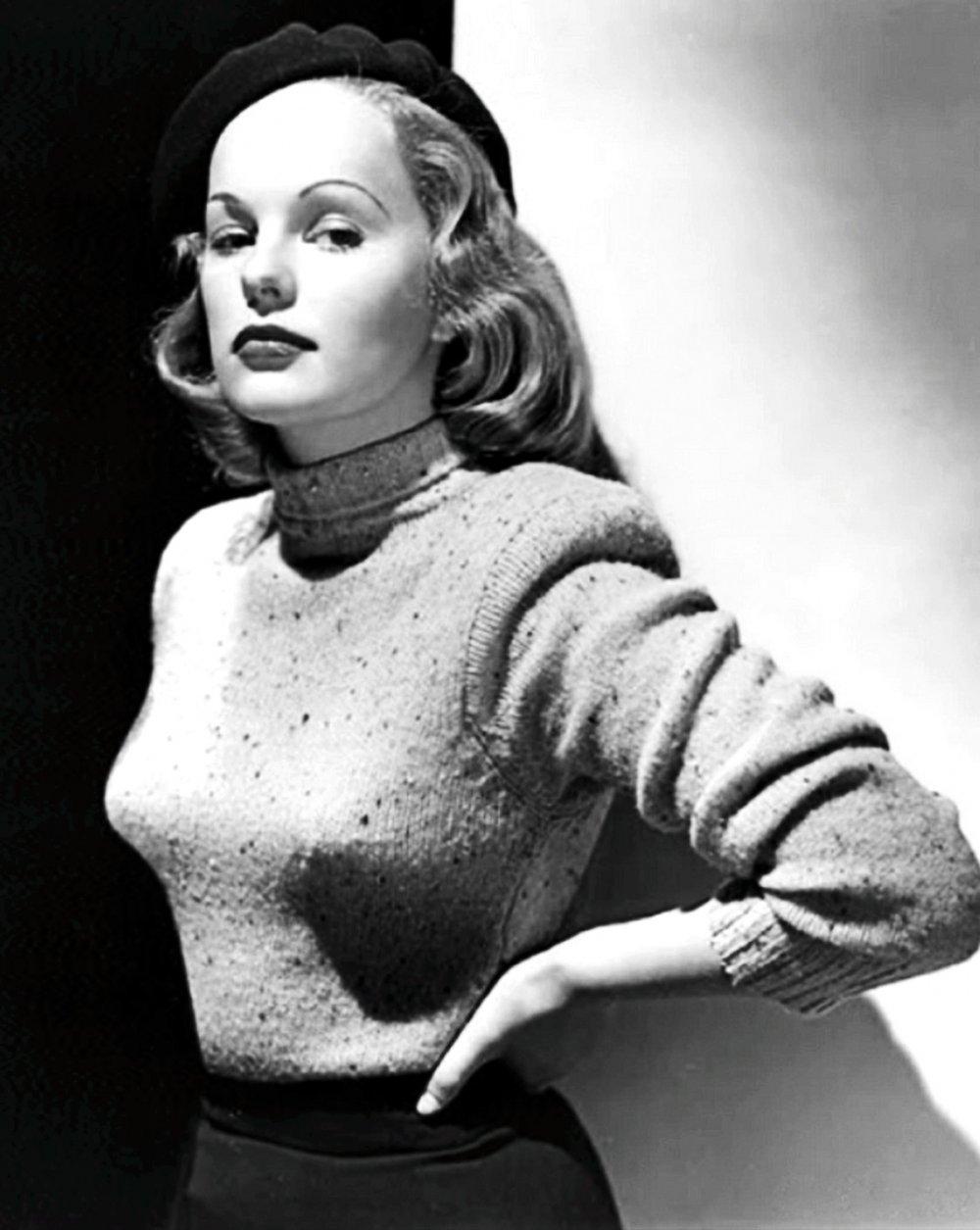Peggy Cummins as Annie Laurie Starr in Gun Crazy (1948)