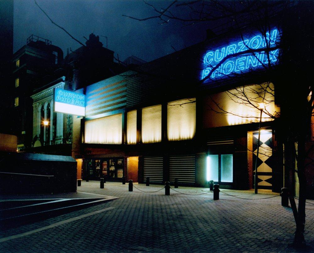 Curzon Phoenix, Phoenix Street, London, 1986