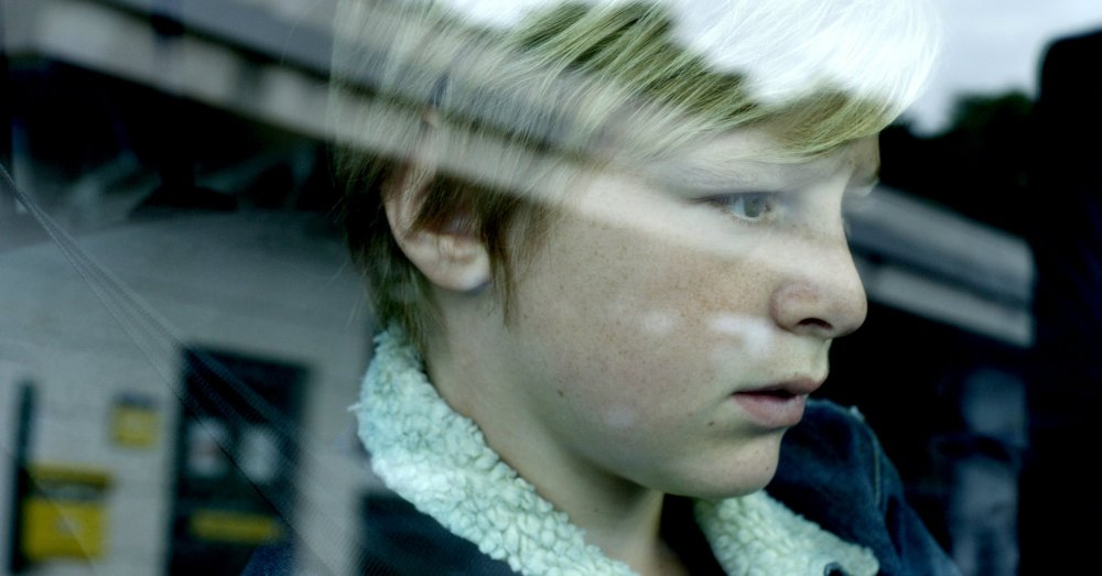 Thomas Gioria as 12-year-old Julien in Xavier Legrand's Custody (Jusqu'à la garde)