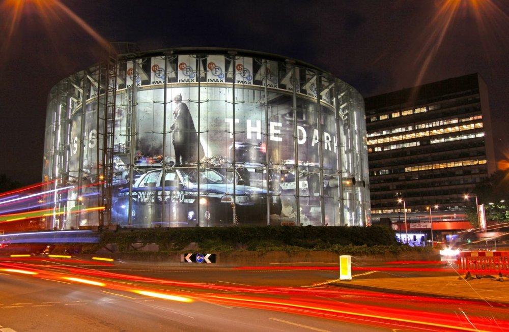 Odeon BFI IMAX, London, 2012