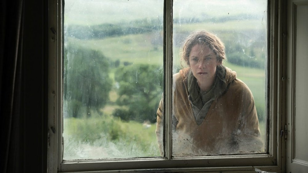 Ruth Wilson as Alice Bell in Dark River