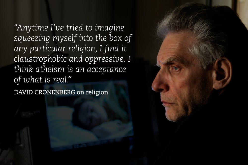 David Cronenberg on the set of A Dangerous Method (2011)