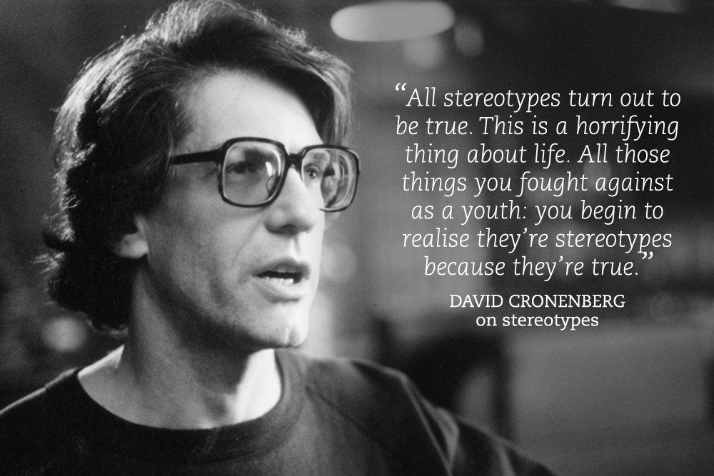 David Cronenberg robert pattinson