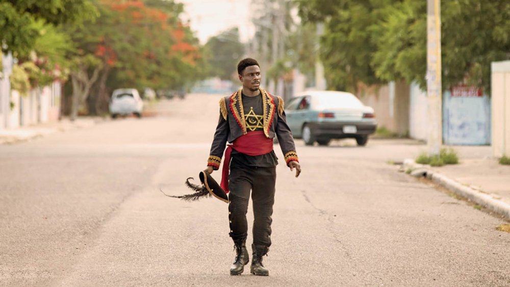 Marchánt Davis as Moses Al Shabazz in The Day Will Come