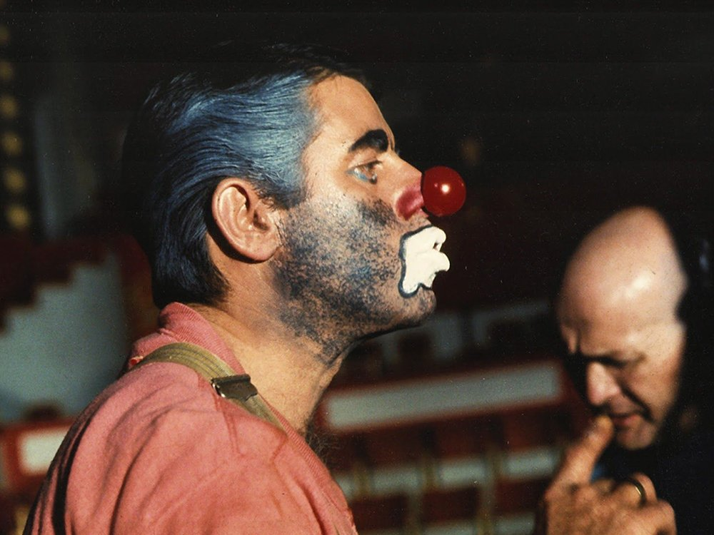 The Day the Clown Cried (1972, unreleased)