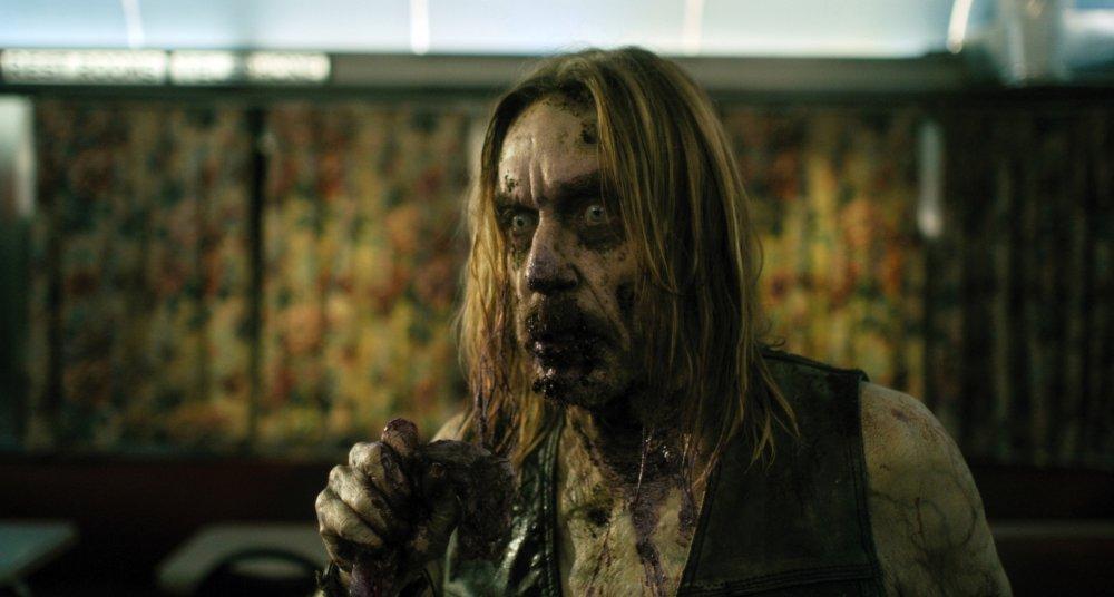 Iggy Pop as Coffee Zombie