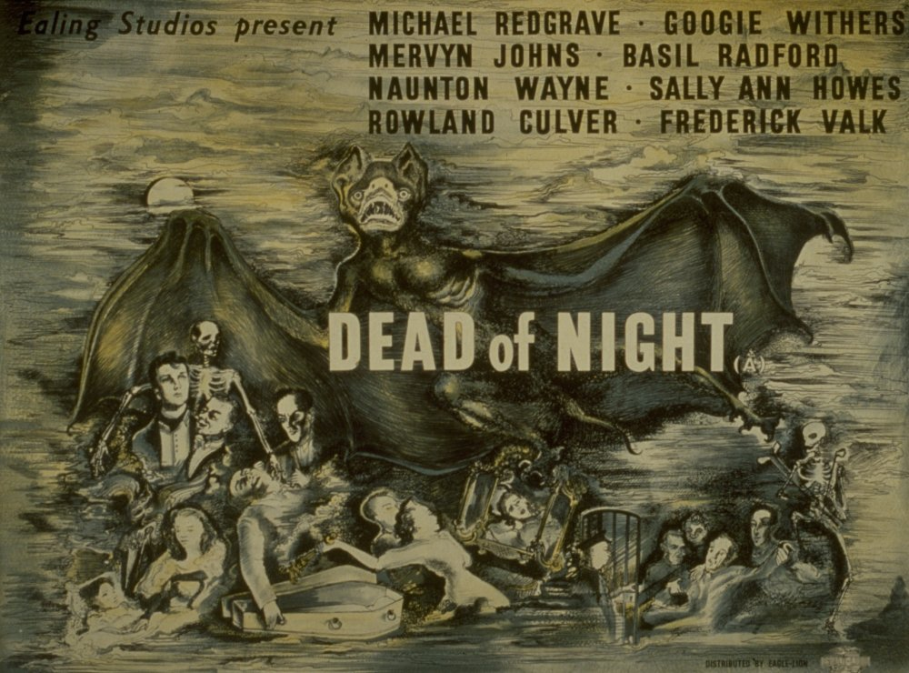 Poster for Dead of Night (1945)