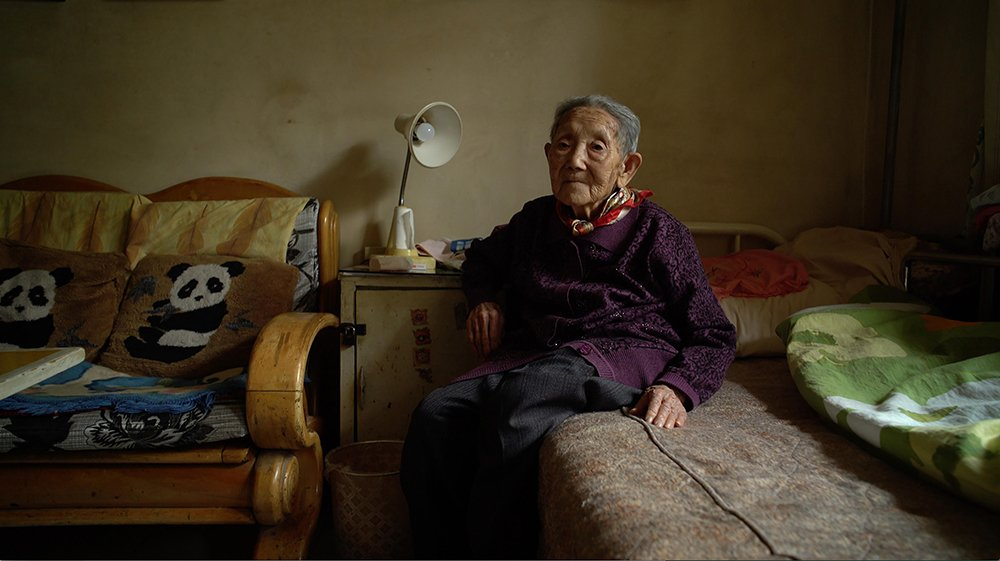 One of the interviewees of Wang Bing's Dead Souls