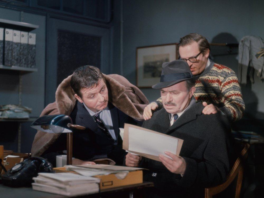 The Deadly Affair (1967)