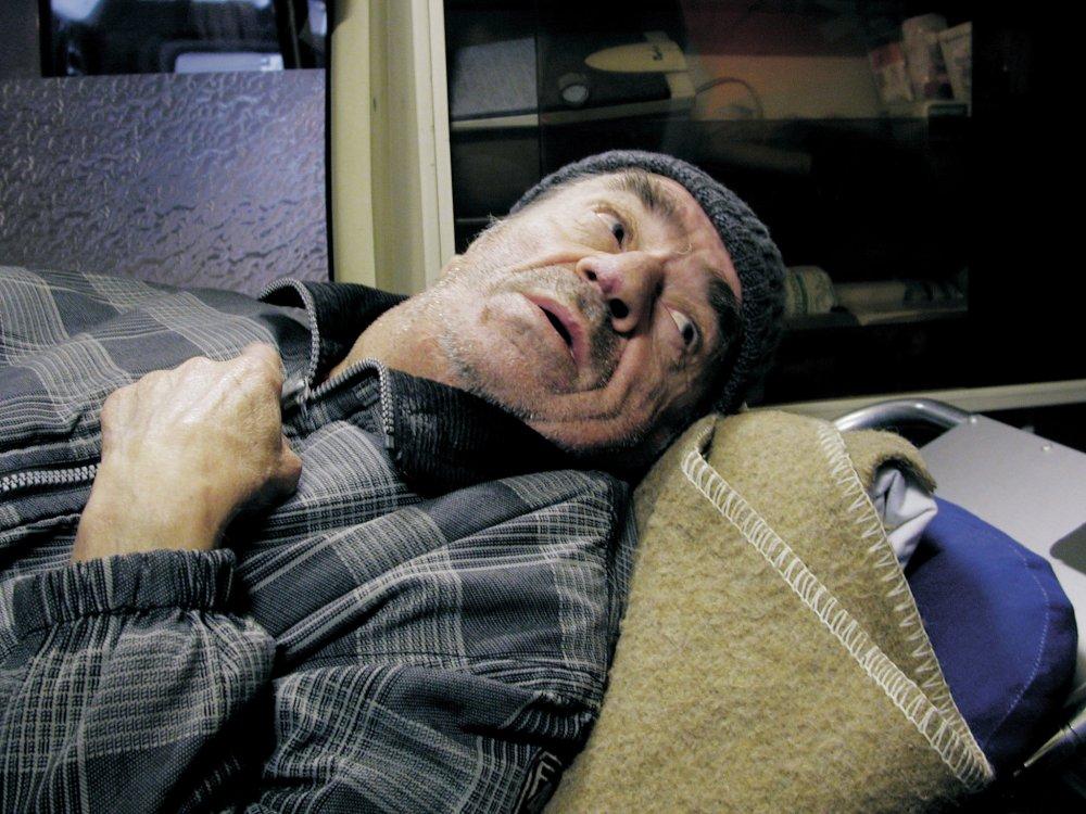 The Death of Mr Lazarescu (2005)