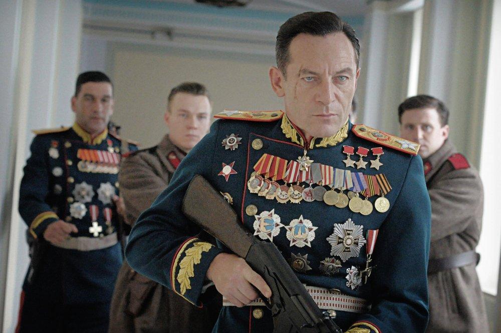 Jason Isaacs as Field Marshall Georgy Zhukov