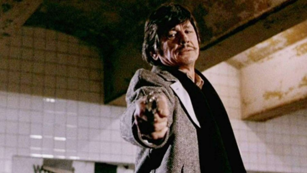 And life goes on: Charles Bronson as Paul Kersey mk 1