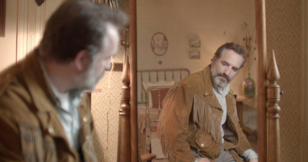Jean Dujardin as Georges in Deerskin