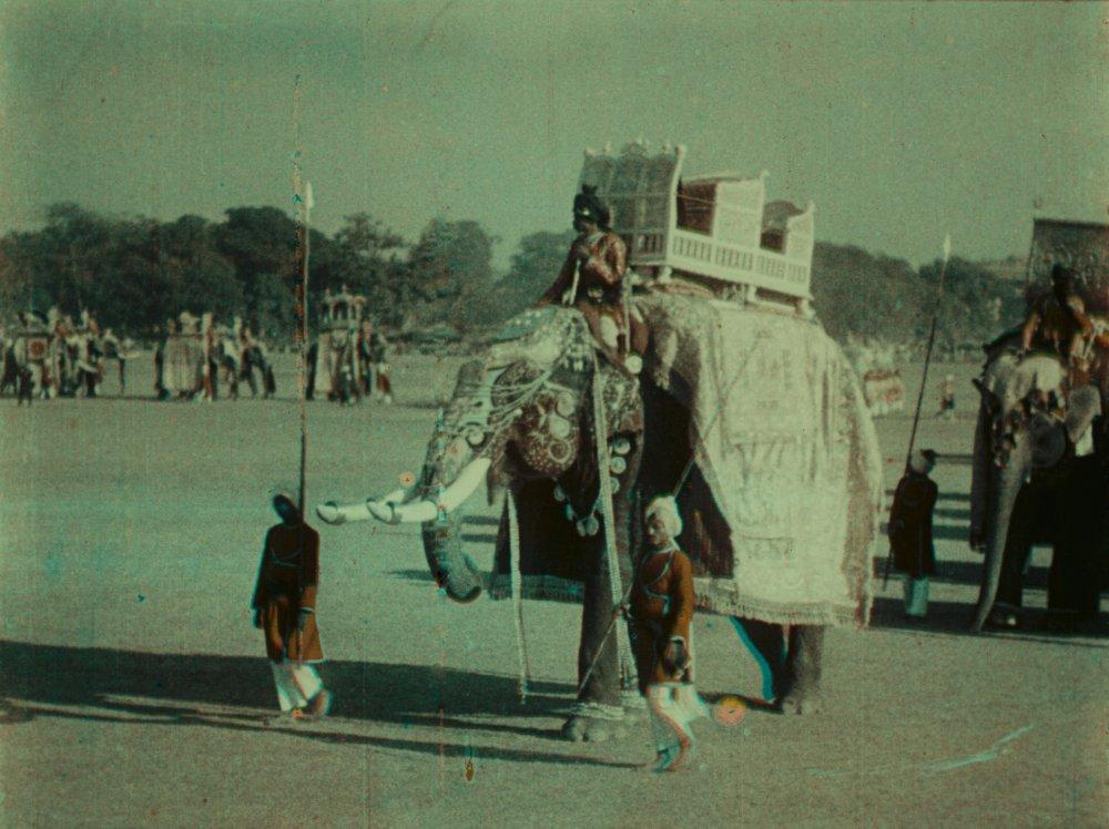 The Delhi Durbar (1911)