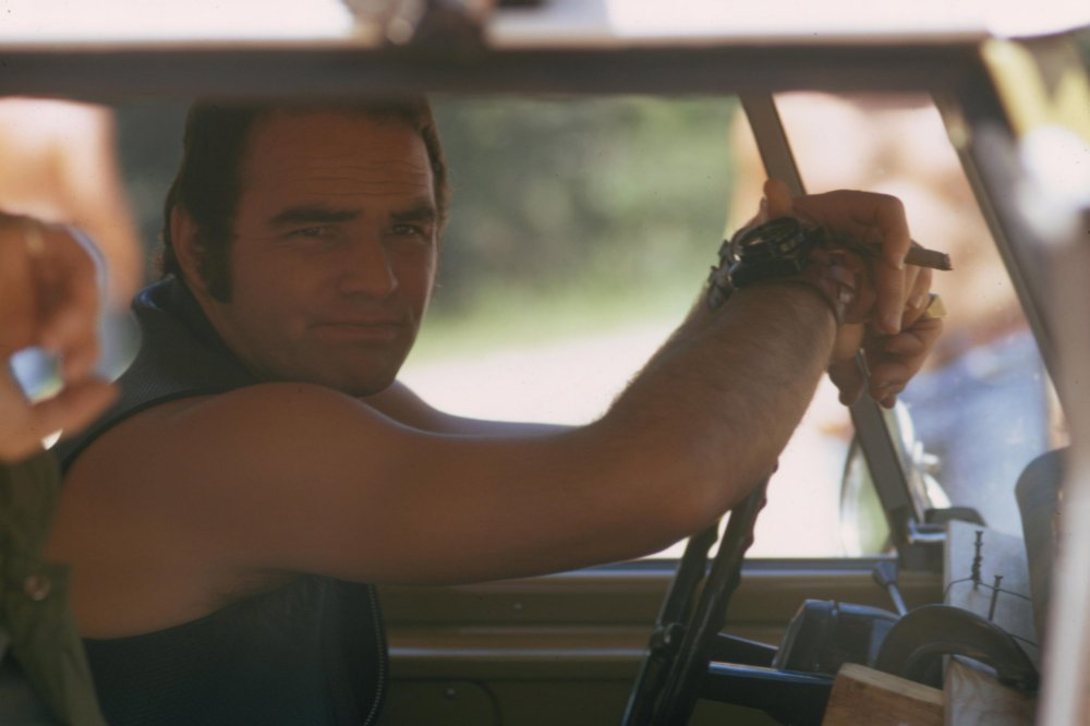 Burt Reynolds as Lewis in Deliverance (1972)