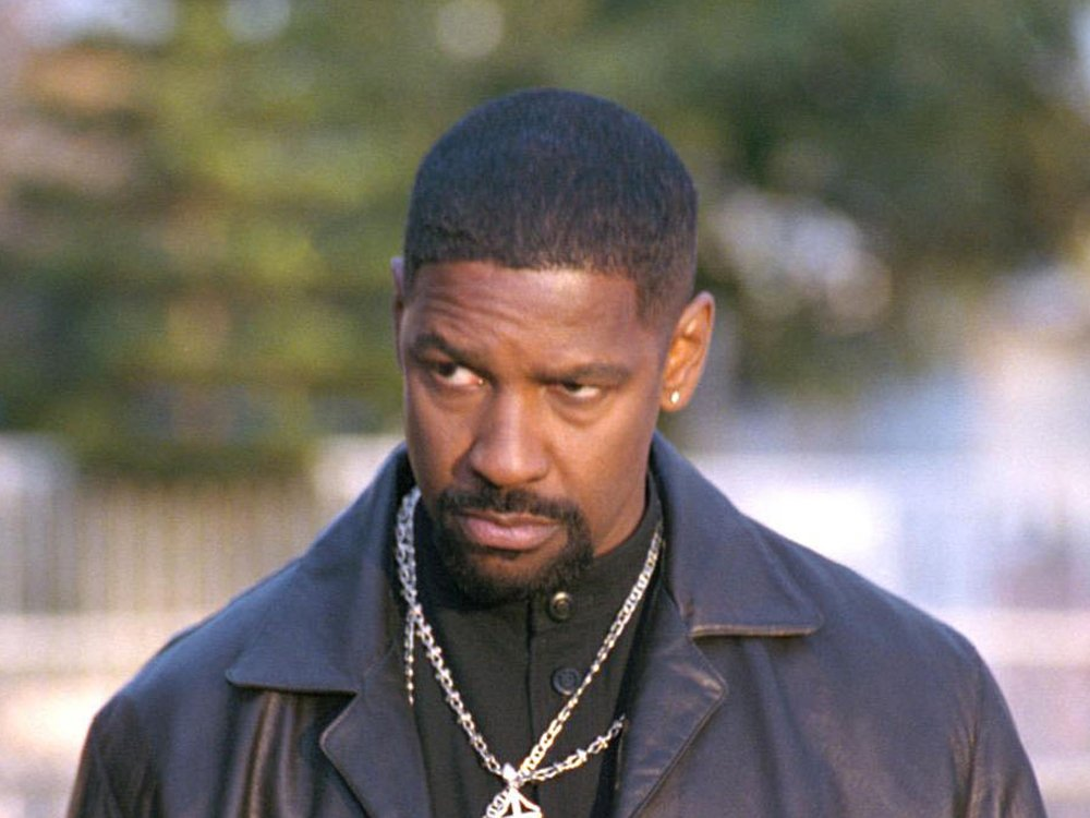 Denzel Washington in Training Day (2001)