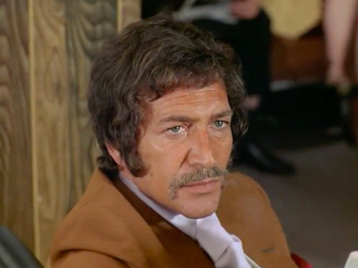 Peter Wyngarde in Department S (1969-70)