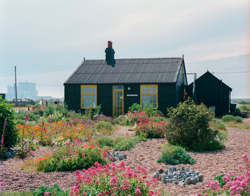 Derek Jarman's Prospect Cottage