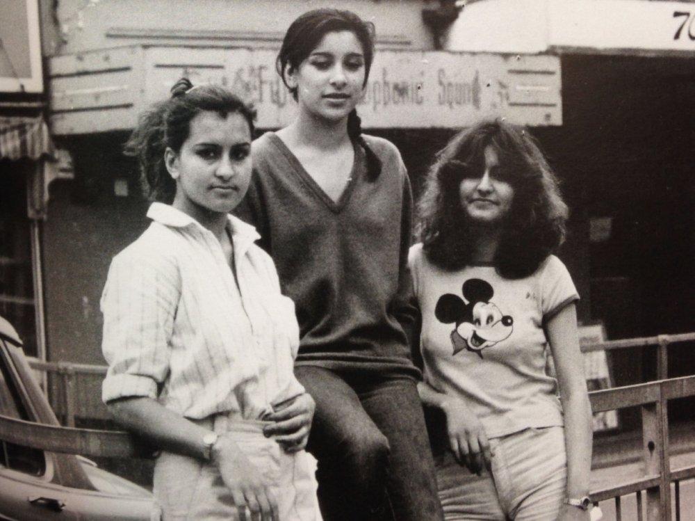 Desi Punk Girl (1981)