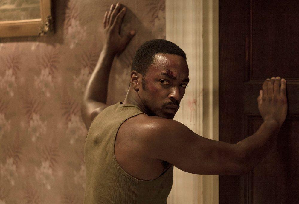 Anthony Mackie as Greene
