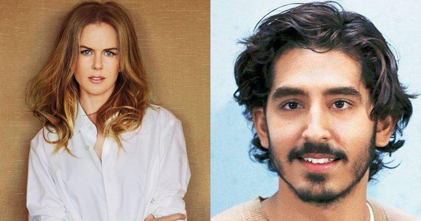Dev Patel & Nicole Kidman
