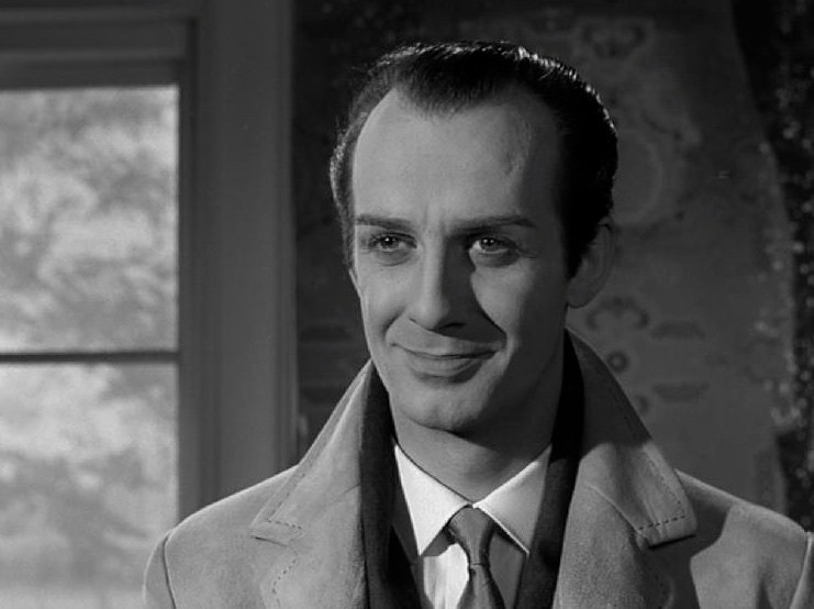 Jarl Kulle in The Devil's Eye (1960)