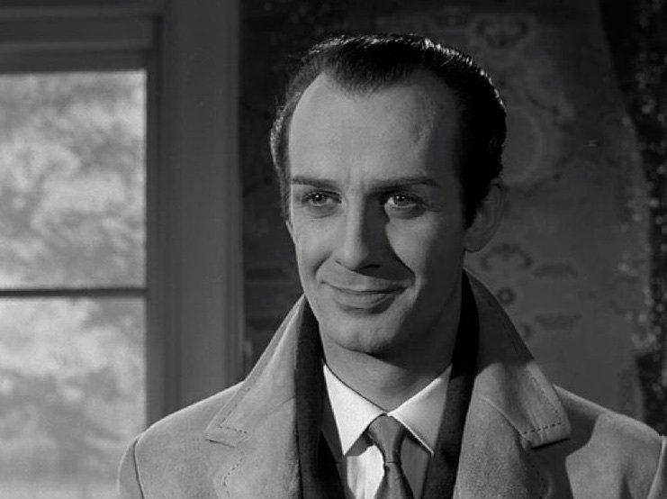 Jarl Kulle in The Devil's Eye (1960)