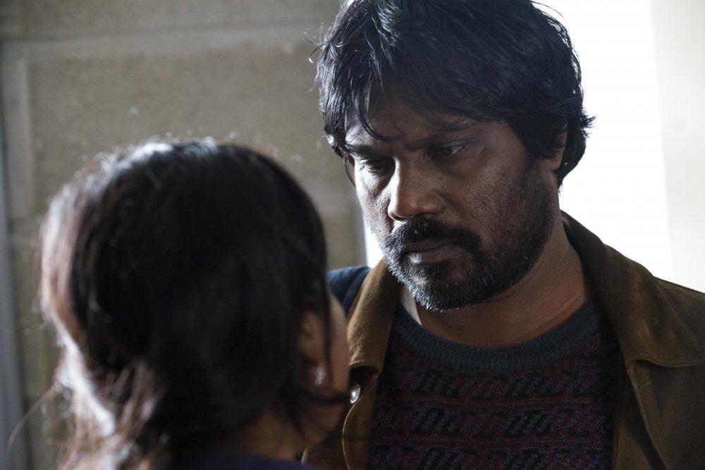 Jesuthasan Antonythasan as an emigré former Tamil Tiger in Jacques Audiard's 2015 Palme d'Or winner Dheepan