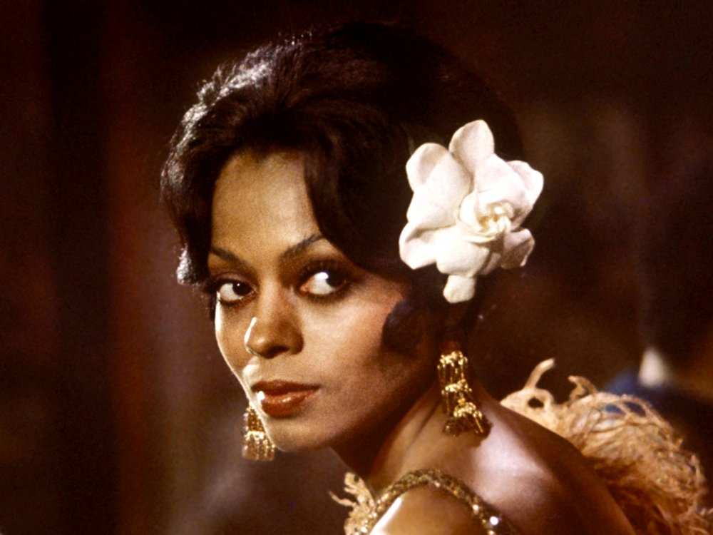 Diana Ross in Lady Sings the Blues (1972)