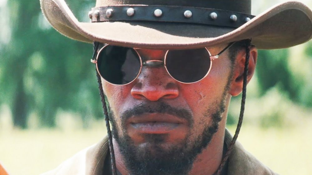 Django (Jamie Foxx) in Django Unchained (2012)