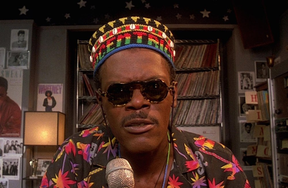 DJ Mister Señor Love Daddy (Samuel L. Jackson) in Do the Right Thing (1989)