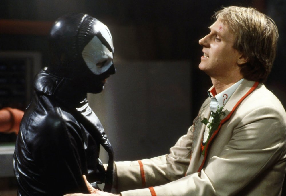 'The Caves of Androzani' (1984)