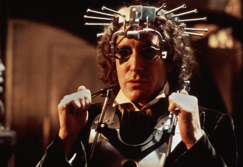 Paul McGann's only appearance as the Doctor, in the 1996 TV film Doctor Who