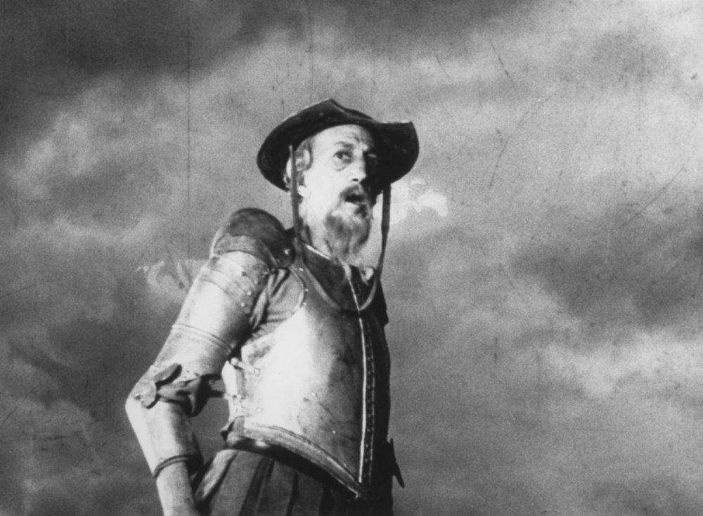 Don Quixote (1957, unfinished)