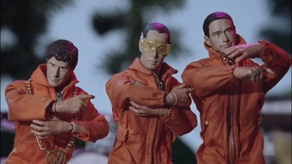 The Beastie Boys in Spike Jonze's Don't Play No Game That I Can't Win (2011)