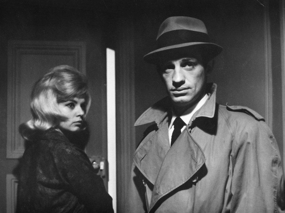 Jean-Paul Belmondo in Le Doulos (1963)