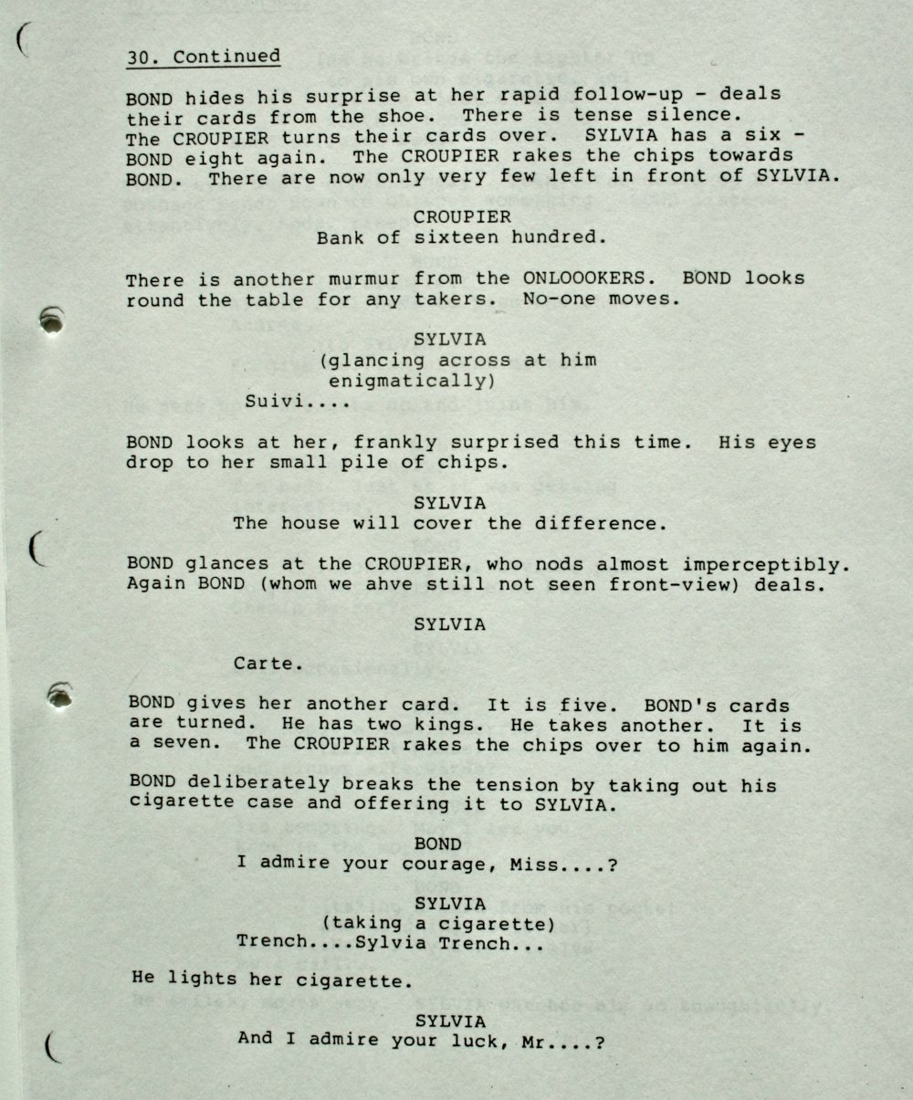 The memorable script of the womans 80th anniversary