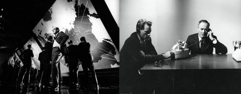 Dr Strangelove/Fail-Safe (1964)