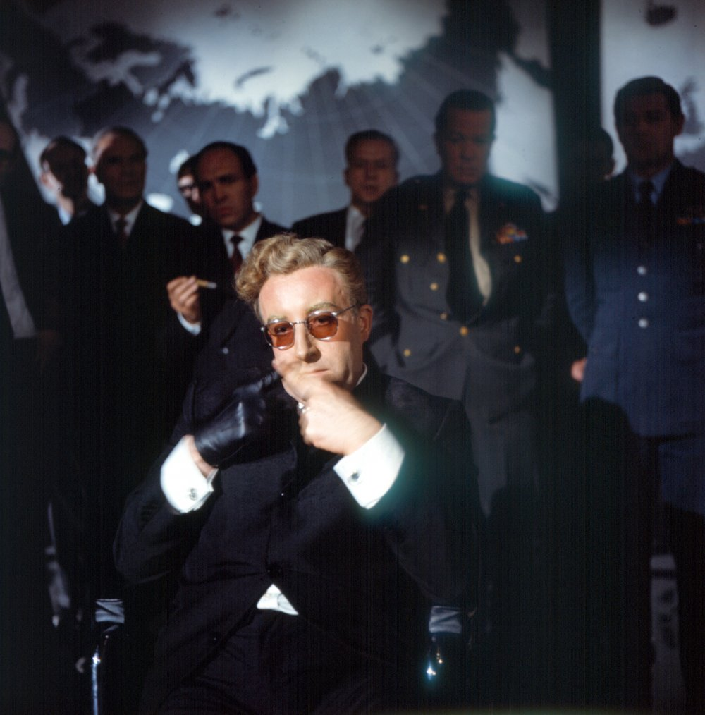 Dr. Strangelove, or: How I Learned to Stop Worrying and Love the Bomb (1963)