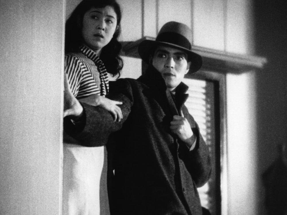 Dragnet Girl (1933)