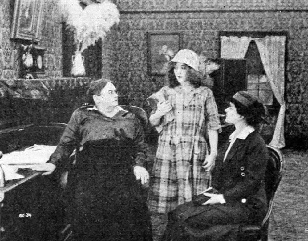 The Dream Girl (1918)