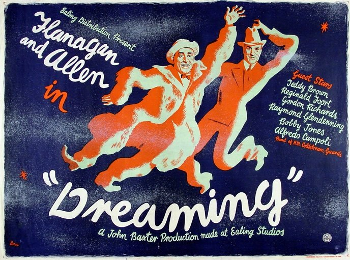 Dreaming (1944) poster