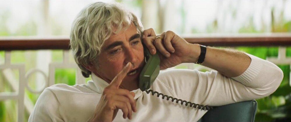 Lee Pace as John DeLorean in Driven
