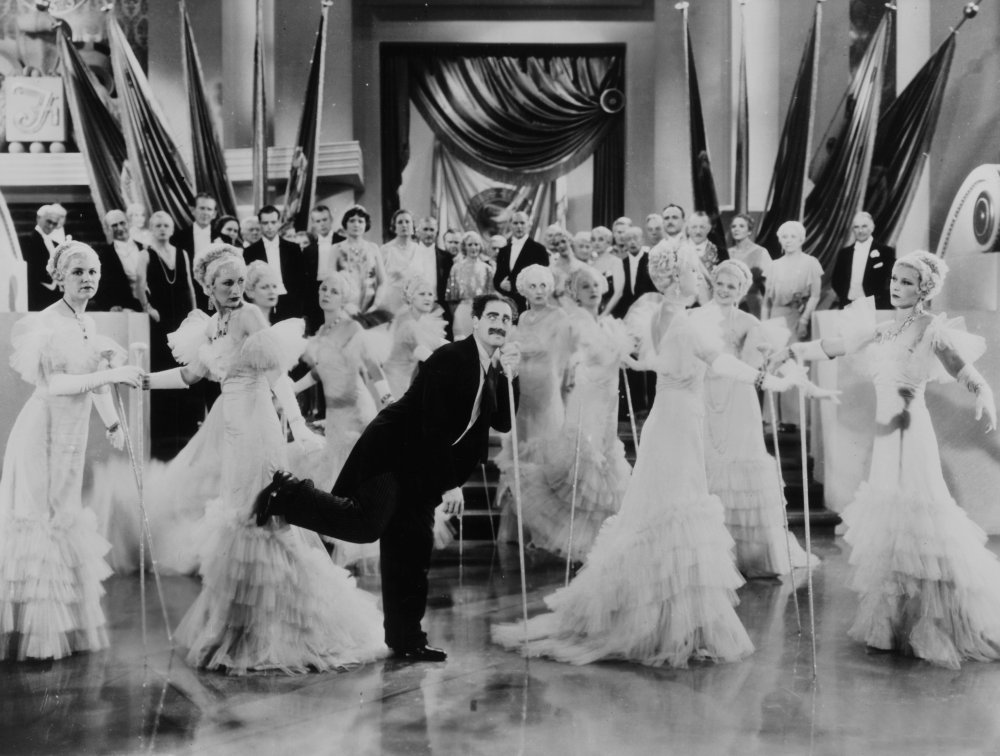 The Recipe For The Marx Brothers' Greatest Comedy: Duck