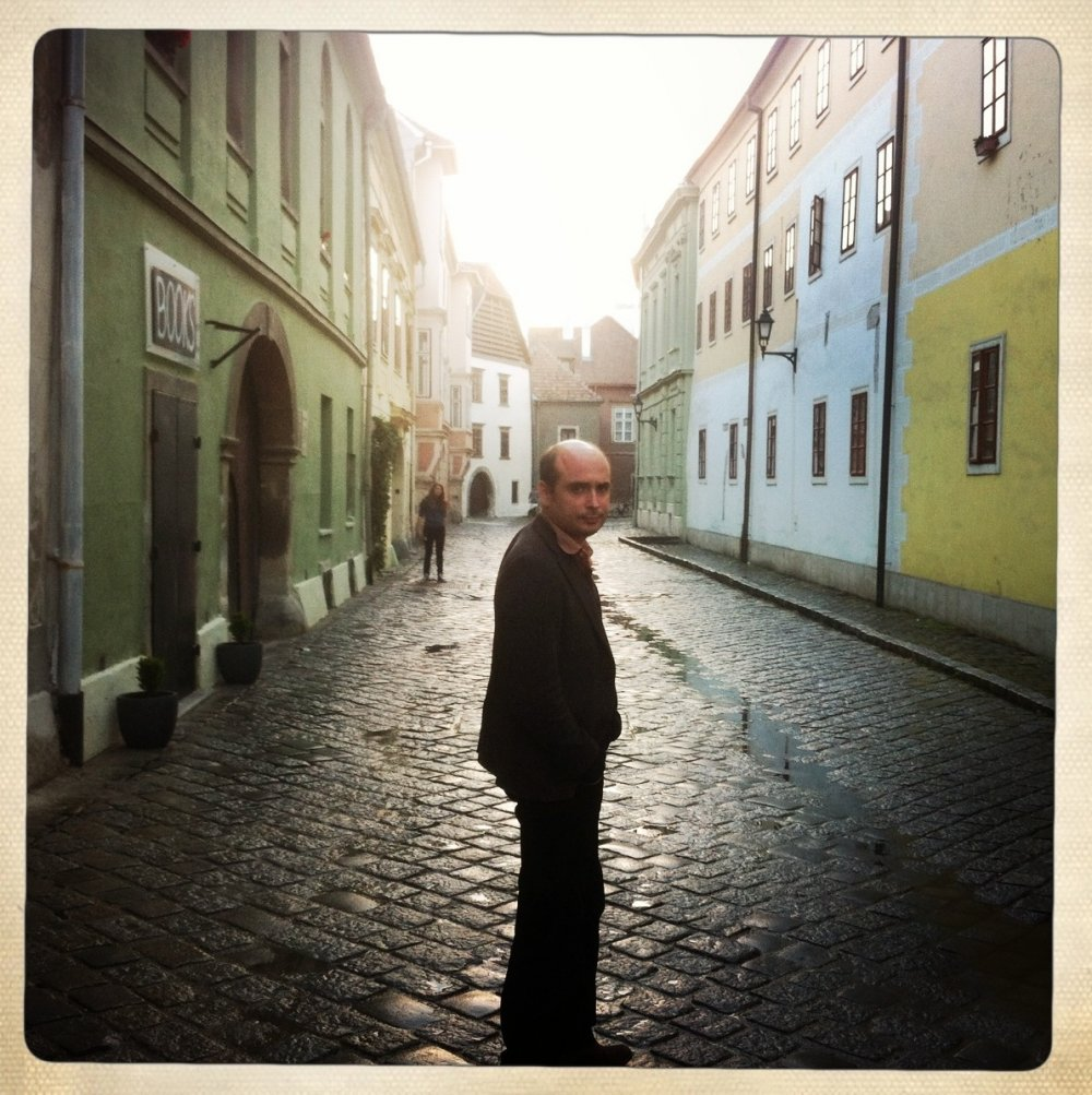 Director Peter Strickland explores the city of Sopron, Hungary, where some of the film was shot