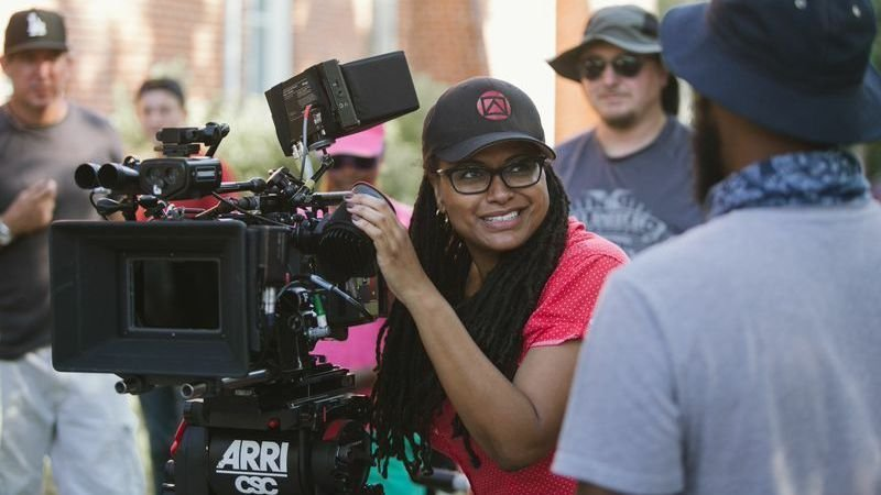 Ava Duvernay directing Selma (2014)