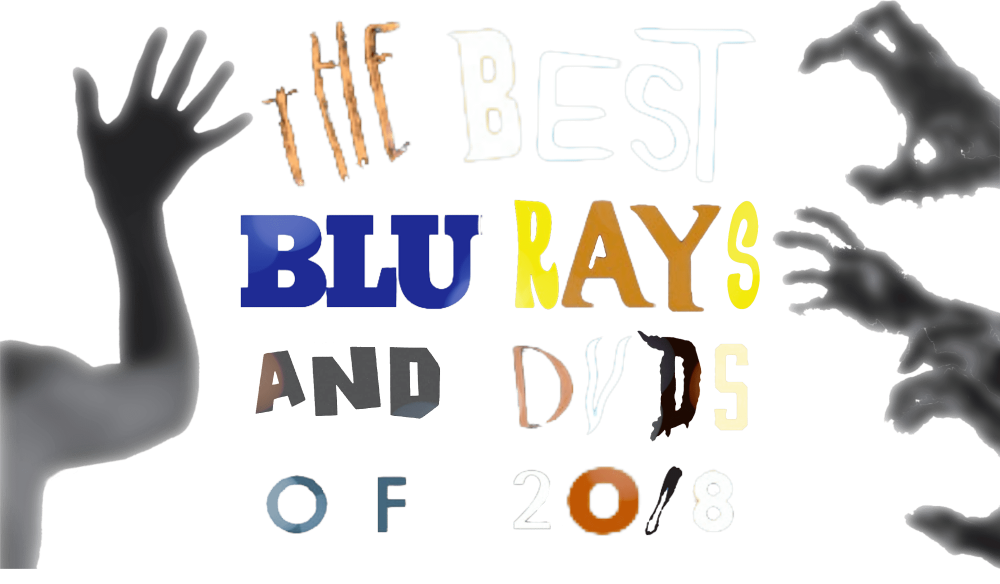 The best Blu-rays (and DVDs) of 2018 | Sight & Sound | BFI