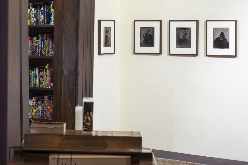 Saye's Dwelling: in this space we breathe (2017) at the Venice Biennale's UK Diaspora Pavillion